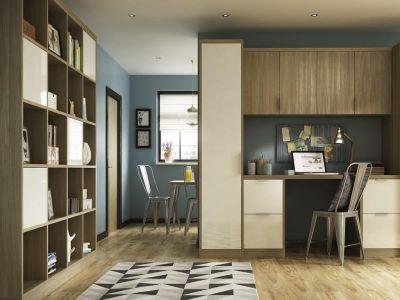 Moda Home Office Contemporary